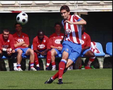 Fernando de Abreu in Atletico de Madrid II